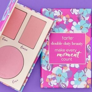 {Tarte} MAKE EVERY MOMENT COUNT CHEEK PALETTE